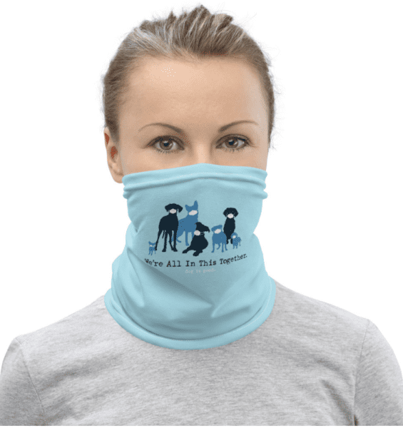 Neck Gaiters for Dog is Good